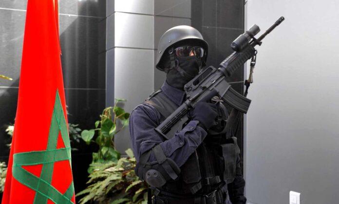 Démantèlement d'une cellule terroriste