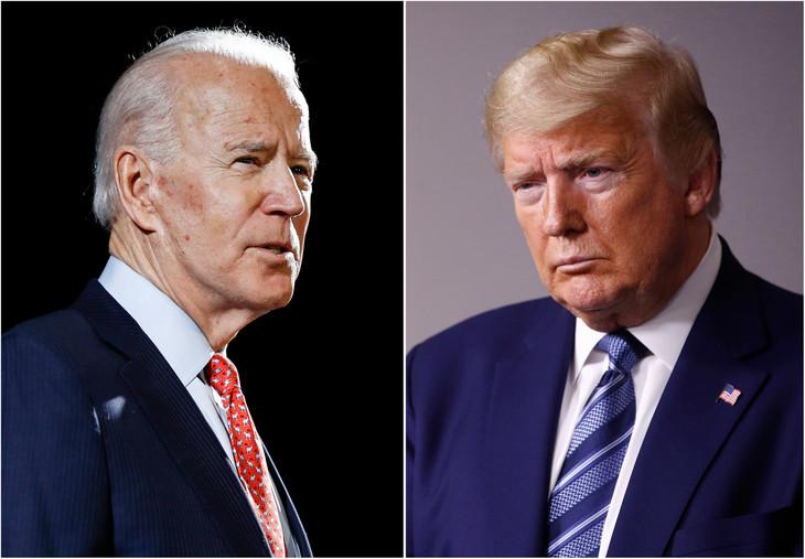 Présidentielle US : Trump dégringole dans les sondages