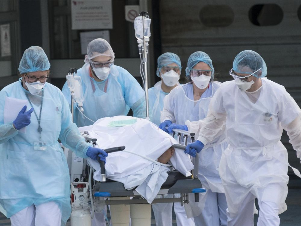 Coronavirus : 62 décès supplémentaires et 2041 nouvelles contaminations