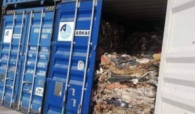 Expiration des délais pour la réexportation des déchets italiens, a qui profite le crime ?