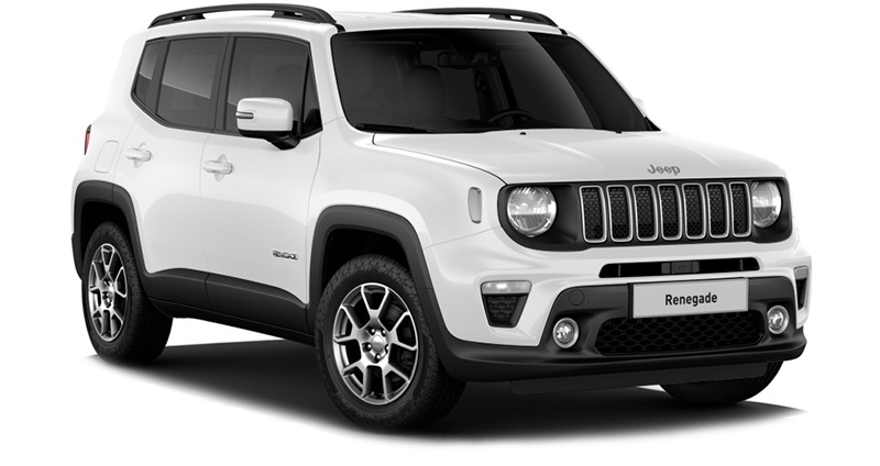 JEEP Renegade best-seller en 2020