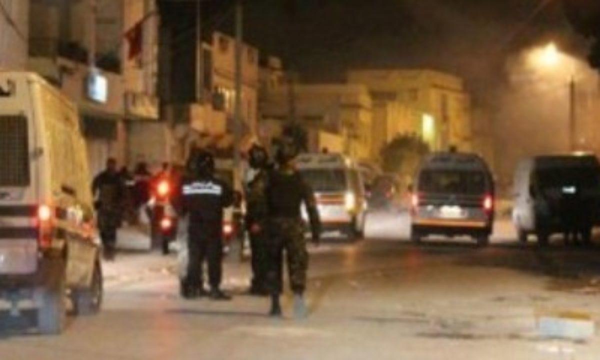 Béja: Affrontements entre les forces de sécurité et des groupes de jeunes «inconnus»
