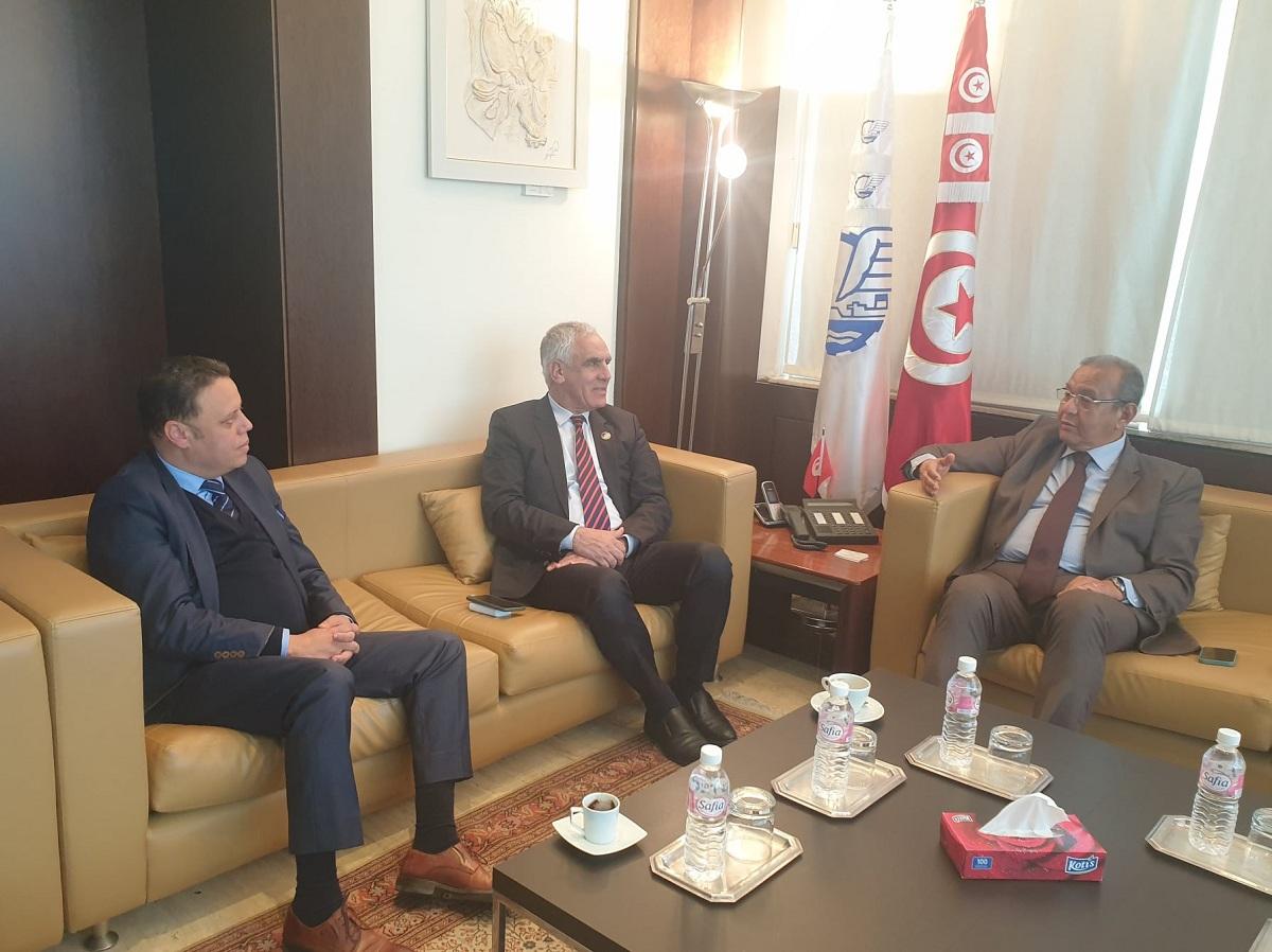 Les hommes d'affaires tunisiens et libyens s'attachent à déblayer le terrain vers l'intégration économique